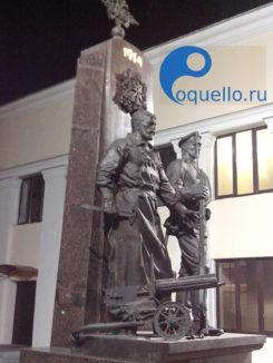 памятник героям ПМВ