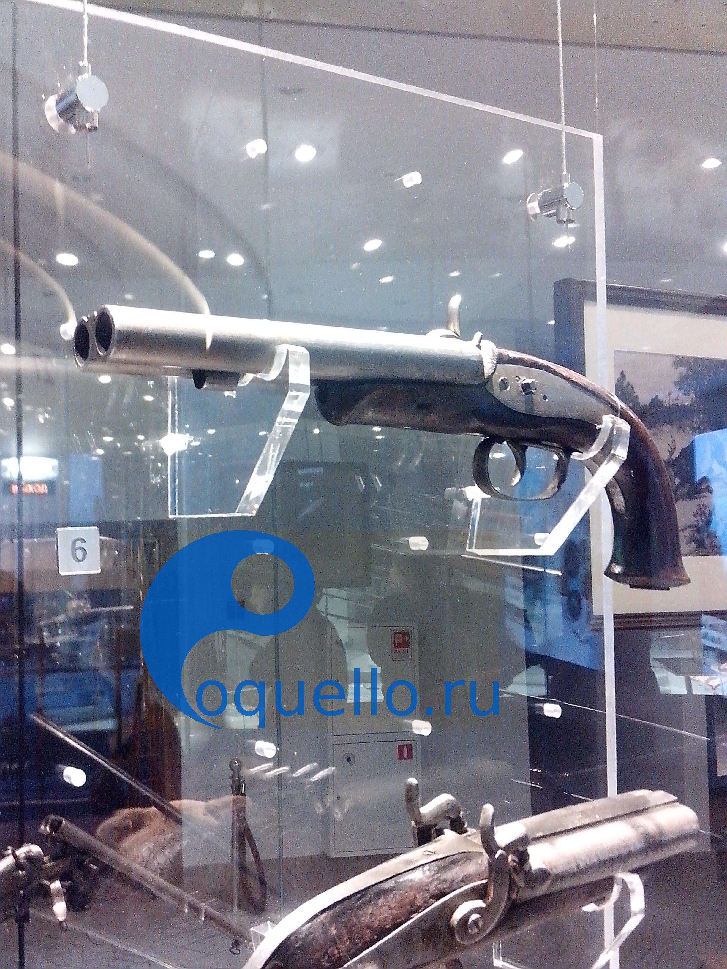 пистолеты, музей оружия, Тула