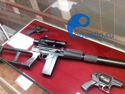 ВСС, музей оружия, Тула