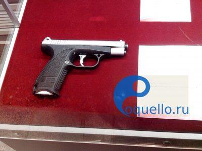 Музей оружия Тула, пистолет ГШ