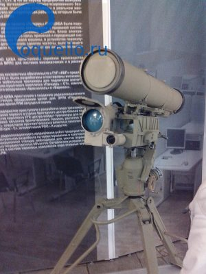 Музей оружия Тула, Корнет-Э
